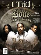 Cover icon of I Tried sheet music for voice, piano or guitar by Bone Thugs-N-Harmony featuring Akon and Akon, intermediate