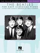 Cover icon of Lucy In The Sky With Diamonds sheet music for piano solo by John Lennon, Phillip Keveren, The Beatles and Paul McCartney, easy