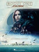 Cover icon of Rogue One sheet music for piano solo by Michael Giacchino, classical score, intermediate piano