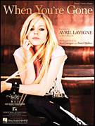 Cover icon of When You're Gone sheet music for voice, piano or guitar by Avril Lavigne and Butch Walker, intermediate
