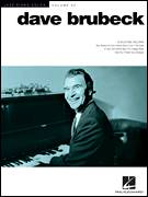 Cover icon of Thank You (Dziekuje) sheet music for piano solo by Dave Brubeck