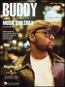 Cover icon of BUDDY sheet music for voice, piano or guitar by Musiq Soulchild, intermediate voice, piano or guitar