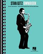 Cover icon of Con Alma sheet music for tenor saxophone solo (transcription) by Stan Getz and Dizzy Gillespie, intermediate tenor saxophone (transcription)