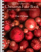 Cover icon of Christ Was Born On Christmas Day sheet music for voice and other instruments (fake book), Christmas carol score, intermediate voice