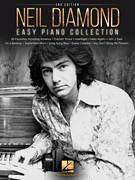 Cover icon of Song Sung Blue sheet music for piano solo by Neil Diamond, easy