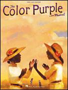 Cover icon of What About Love? sheet music for voice, piano or guitar by The Color Purple (Musical), Allee Willis, Brenda Russell and Stephen Bray, intermediate voice, piano or guitar