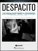 Cover icon of Despacito sheet music for voice, piano or guitar by Luis Fonsi & Daddy Yankee feat. Justin Bieber and Luis Fonsi, intermediate
