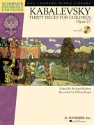 Cover icon of Fairy Tale, Op. 27, No. 20 sheet music for piano solo by Dmitri Kabalevsky, Jeffrey Biegel, Margaret Otwell and Richard Walters, classical score, intermediate skill level