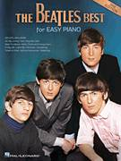Cover icon of The End sheet music for piano solo by The Beatles, John Lennon and Paul McCartney, easy