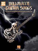 Cover icon of Halloween Song sheet music for guitar solo (easy tablature)