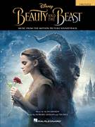 Cover icon of Beauty And The Beast sheet music for ukulele by Ariana Grande & John Legend, Beauty and the Beast Cast, Tim Rice, Alan Menken and Howard Ashman, intermediate skill level