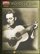 Cover icon of Hard Travelin' sheet music for guitar solo (chords) by Woody Guthrie, easy guitar (chords)
