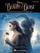 Cover icon of Beauty And The Beast Overture sheet music for piano solo by Alan Menken, intermediate skill level