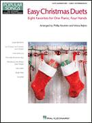 Cover icon of Silver Bells sheet music for piano four hands (duets) by Jay Livingston and Ray Evans, intermediate