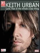 Cover icon of Shine sheet music for guitar (tablature) by Keith Urban and Monty Powell, intermediate skill level