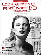 Cover icon of Look What You Made Me Do sheet music for piano solo by Taylor Swift, Fred Fairbrass, Jack Antonoff, Richard Fairbrass and Rob Manzoli, easy