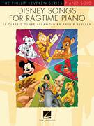 Cover icon of I Just Can't Wait To Be King sheet music for piano solo by Elton John, Phillip Keveren and Tim Rice, intermediate skill level