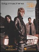 Cover icon of Big Machine sheet music for voice, piano or guitar by Goo Goo Dolls and John Rzeznik, intermediate