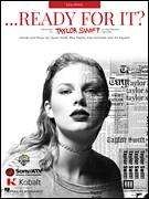 Cover icon of ...Ready For It? sheet music for piano solo by Taylor Swift, Aly Payami, Karl Schuster and Max Martin, easy skill level