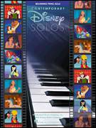 Cover icon of Something There sheet music for piano solo (big note book) by Alan Menken and Howard Ashman, easy piano (big note book)
