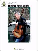 Cover icon of Stevie's Blues sheet music for guitar (tablature) by Tommy Emmanuel, intermediate skill level