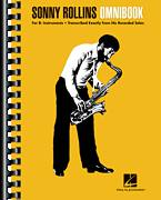 Cover icon of Dance Of The Infidels sheet music for tenor saxophone solo (transcription) by Sonny Rollins and Bud Powell, intermediate tenor saxophone (transcription)