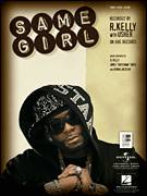 Cover icon of Same Girl sheet music for voice, piano or guitar by R Kelly with Usher, Gary Usher, James