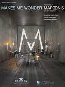 Cover icon of Makes Me Wonder sheet music for voice, piano or guitar by Maroon 5, Adam Levine, Jesse Carmichael and Michael Madden, intermediate