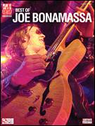 Cover icon of My Mistake sheet music for guitar (tablature) by Joe Bonamassa, intermediate guitar (tablature)