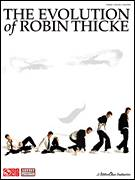 Cover icon of Lonely World sheet music for voice, piano or guitar by Robin Thicke, intermediate voice, piano or guitar