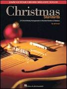 Cover icon of The Christmas Song (Chestnuts Roasting On An Open Fire) sheet music for guitar (tablature) by Mel Torme, Jeff Arnold and Robert Wells, intermediate skill level