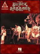 Cover icon of Black Sabbath sheet music for guitar (tablature) by Black Sabbath, Ozzy Osbourne, Frank Iommi, John Osbourne, Terence Butler and William Ward, intermediate