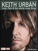 Cover icon of Won't Let You Down sheet music for voice, piano or guitar by Keith Urban, intermediate voice, piano or guitar