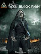Cover icon of Black Rain sheet music for guitar (tablature) by Ozzy Osbourne, Kevin Churko and Zakk Wylde, intermediate skill level