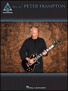 Cover icon of Baby Somethin's Happenin' sheet music for guitar (tablature) by Peter Frampton, intermediate skill level