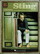 Cover icon of Fields Of Gold sheet music for guitar solo (easy tablature) by Sting, easy guitar (easy tablature)