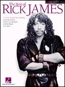 Cover icon of Ebony Eyes sheet music for voice, piano or guitar by Rick James, intermediate voice, piano or guitar