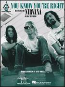 Cover icon of You Know You're Right sheet music for guitar (tablature) by Nirvana, intermediate