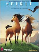 Cover icon of Homeland (Main Title) sheet music for voice, piano or guitar by Hans Zimmer and Spirit: Stallion Of The Cimarron (Movie), intermediate skill level