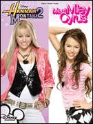 Cover icon of You And Me Together sheet music for piano solo by Hannah Montana, Miley Cyrus and Jamie Houston, easy piano