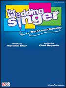 Cover icon of All About The Green sheet music for voice, piano or guitar by Matthew Sklar, The Wedding Singer (Musical) and Chad Beguelin, wedding score, intermediate skill level