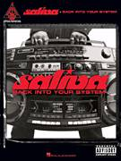 Cover icon of Back Into Your System sheet music for guitar (tablature) by Saliva, intermediate