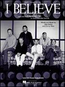 Cover icon of I Believe sheet music for voice, piano or guitar by Diamond Rio, Donny Kees and Skip Ewing, intermediate skill level