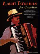 Sway (Quien Sera) for accordion - jazz accordion sheet music
