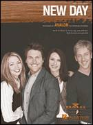Cover icon of New Day sheet music for voice, piano or guitar by Avalon, Janna Long, Jody McBrayer and Tedd Tjornhom, intermediate