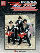 Cover icon of Cheap Sunglasses sheet music for guitar solo (easy tablature) by ZZ Top, Billy Gibbons, Dusty Hill and Frank Beard, easy guitar (easy tablature)