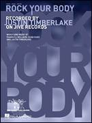 Cover icon of Rock Your Body sheet music for voice, piano or guitar by Justin Timberlake, Chad Hugo and Pharrell Williams, intermediate skill level