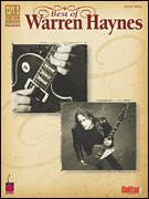 Cover icon of When The Blues Comes Knockin' sheet music for guitar (tablature) by Warren Haynes and John Jaworowicz, intermediate