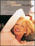 Cover icon of Attitude Dancing sheet music for voice, piano or guitar by Carly Simon and Jacob Brackman, intermediate