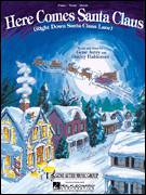 Cover icon of Here Comes Santa Claus (Right Down Santa Claus Lane) sheet music for voice, piano or guitar by Gene Autry and Oakley Haldeman, intermediate
